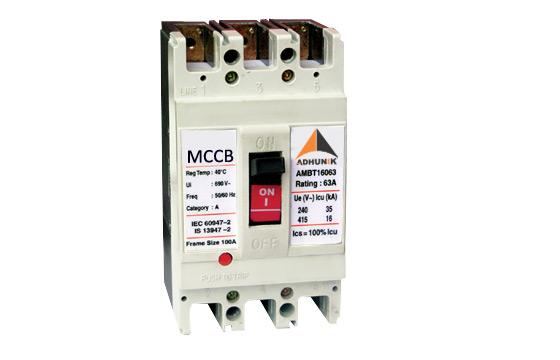 10A 1250A 2pole 3pole 4pole Configuration240 415VAC50hz